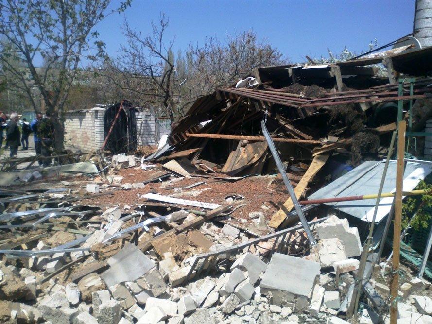 В Бердянске из-за утечки газа взорвался дом (ФОТО, ВИДЕО), фото-3