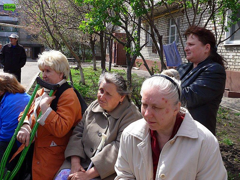 Нардеп Струк взял на баланс Юбилейного дом, где живут незрячие (ФОТО), фото-1