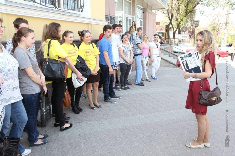 Вторая арт-остановка появилась в Симферополе. На этот раз «Историческая» (ФОТО), фото-2