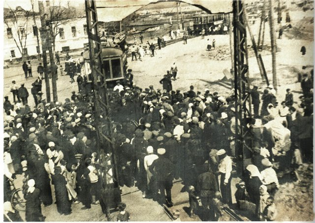 Пуск-первого-трамвая