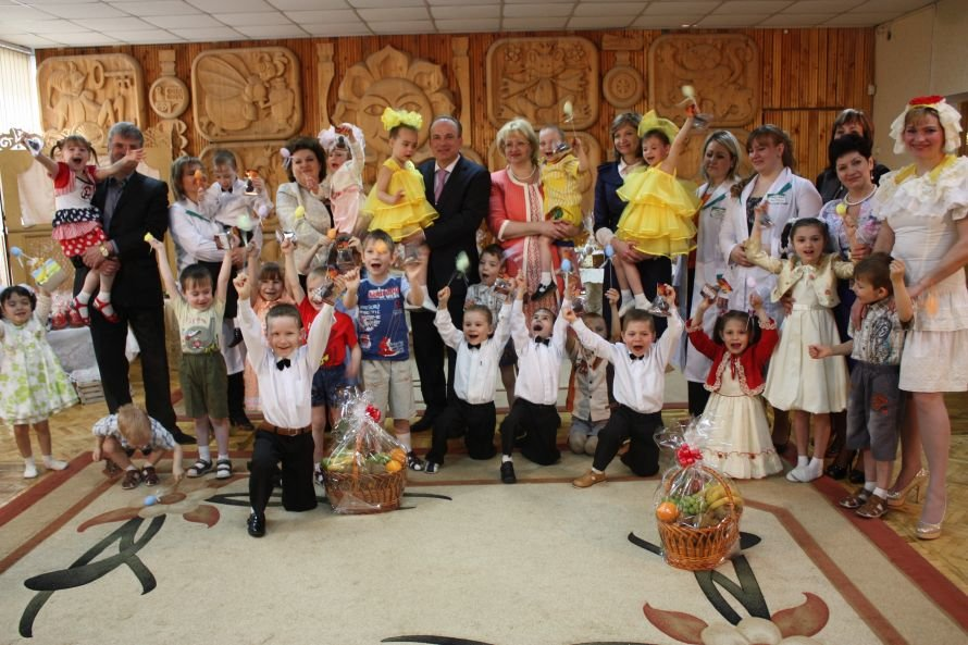 Пасхальнаярадость в детском доме «Солнышко», фото-4