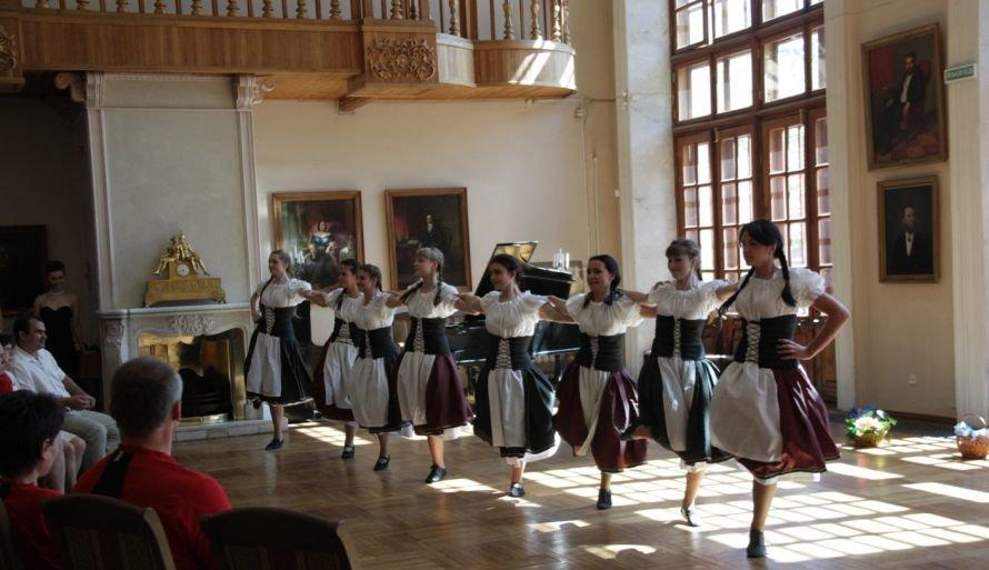 немцы танец