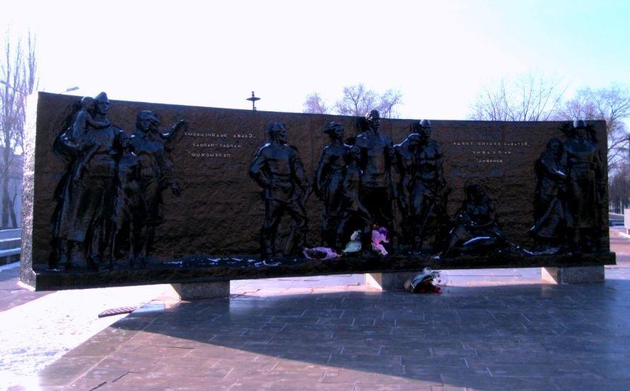 Монумент Победа стелла