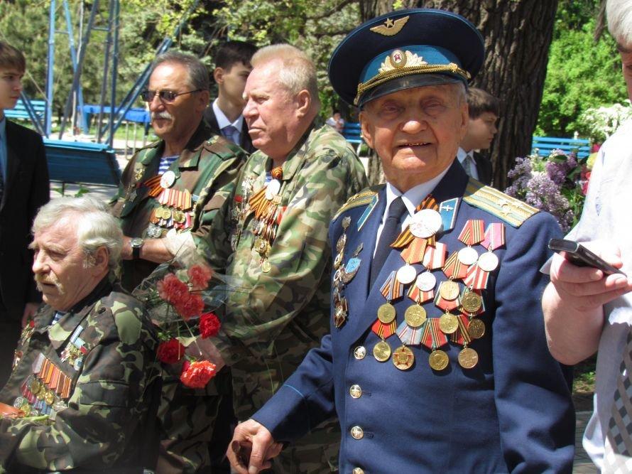 В Мариуполе почтили память погибших в годы Великой Отечественной войны (ФОТО), фото-2