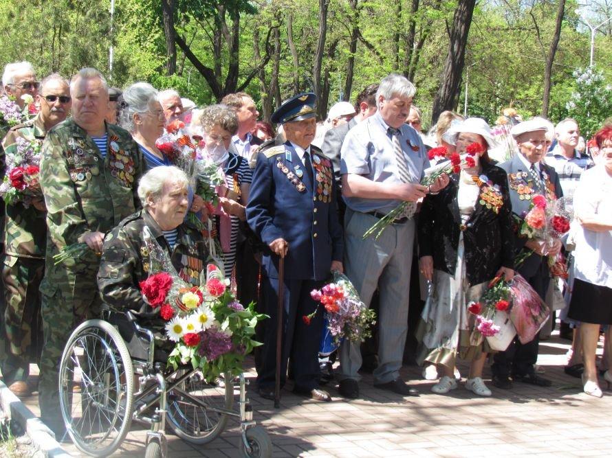 В Мариуполе почтили память погибших в годы Великой Отечественной войны (ФОТО), фото-3