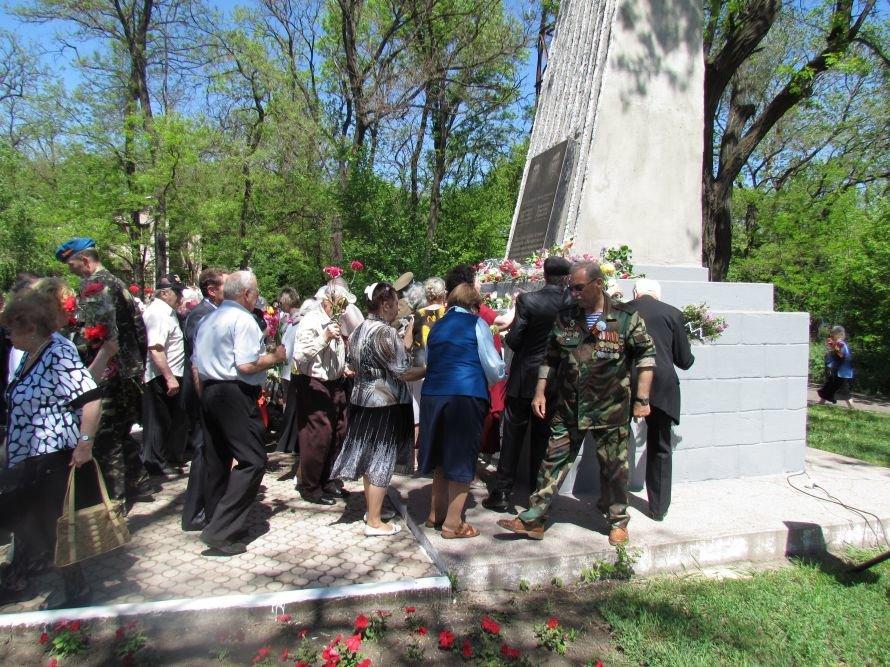 В Мариуполе почтили память погибших в годы Великой Отечественной войны (ФОТО), фото-6