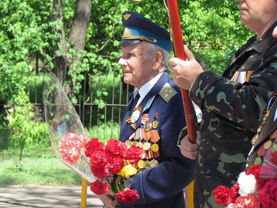 В Мариуполе почтили память погибших в годы Великой Отечественной войны (ФОТО), фото-4