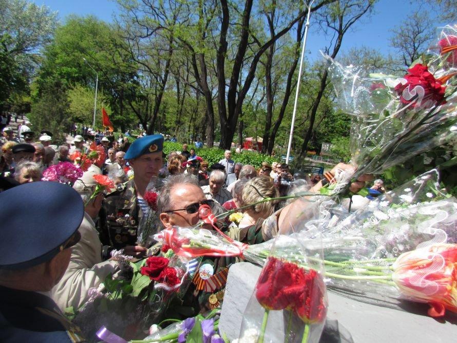 В Мариуполе почтили память погибших в годы Великой Отечественной войны (ФОТО), фото-5
