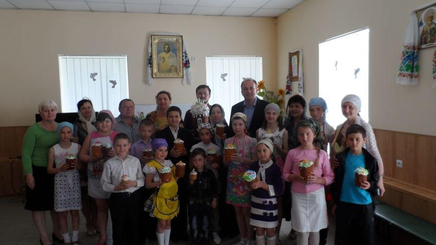 Дарили радость Светлого Воскресения Христова детям Мариуполя и Приазовья., фото-8