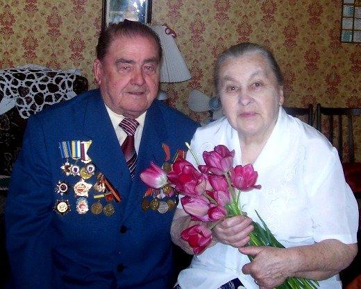 Всю жизнь вместе: одесская парочка отпраздновала изумрудную свадьбу (Фото) (фото) - фото 2