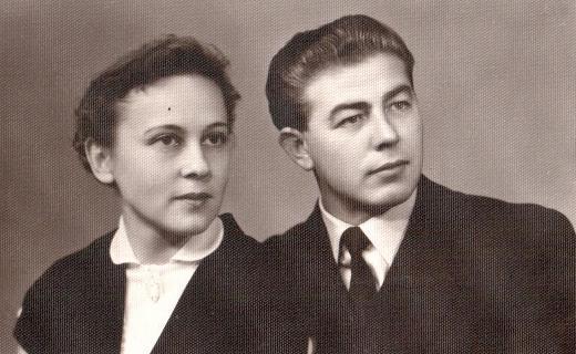 Всю жизнь вместе: одесская парочка отпраздновала изумрудную свадьбу (Фото) (фото) - фото 1