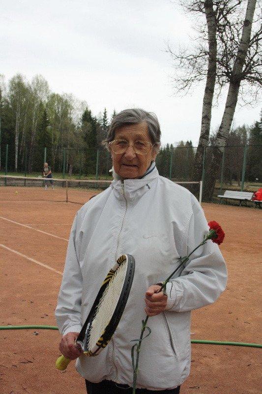 Теннис ветераны