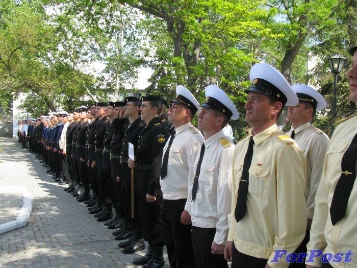 В Севастополе моряки устроили гонки на шлюпках [фото] (фото) - фото 4
