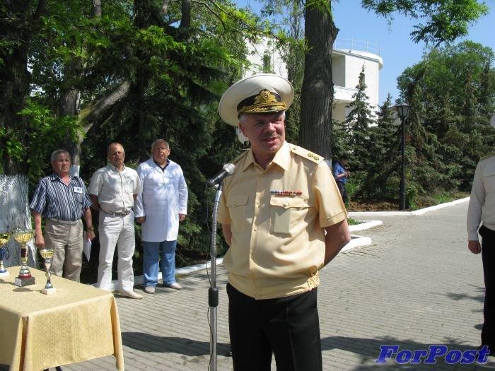 В Севастополе моряки устроили гонки на шлюпках [фото] (фото) - фото 8