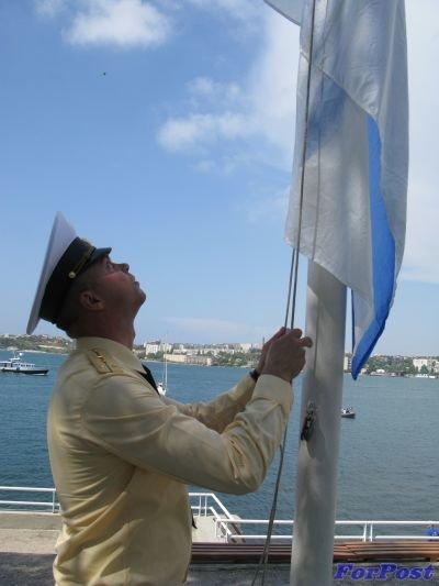 В Севастополе моряки устроили гонки на шлюпках [фото] (фото) - фото 3