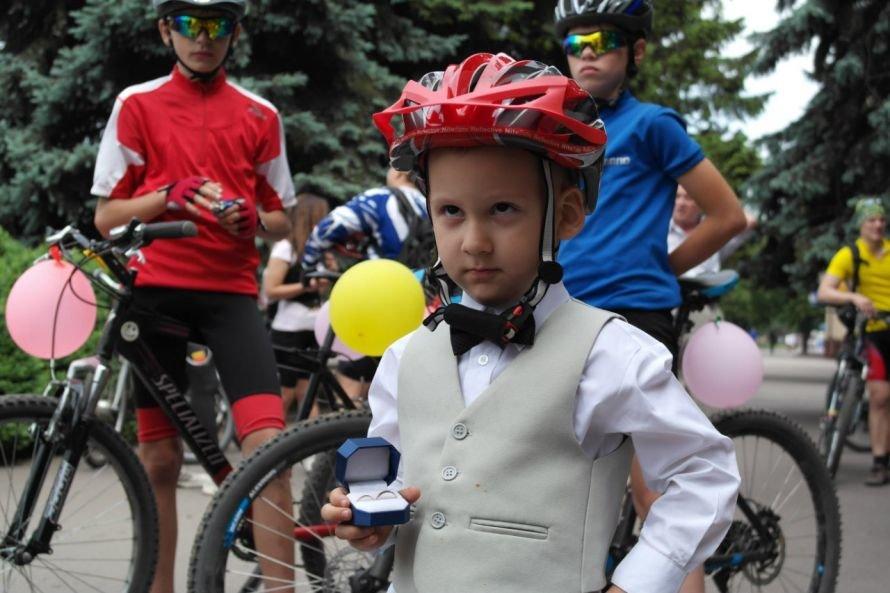 Велосвадьба в Кривом Роге: «Раньше я боялась велосипедов, как огня» (ФОТОРЕПОРТАЖ) (фото) - фото 5