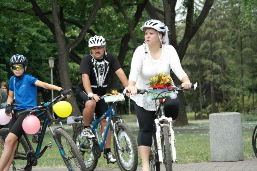 Велосвадьба в Кривом Роге: «Раньше я боялась велосипедов, как огня» (ФОТОРЕПОРТАЖ) (фото) - фото 3