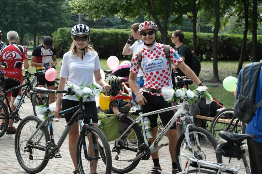 Велосвадьба в Кривом Роге: «Раньше я боялась велосипедов, как огня» (ФОТОРЕПОРТАЖ) (фото) - фото 4