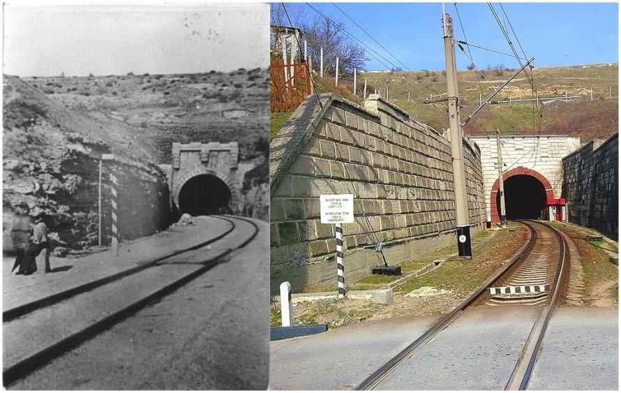 Троицкий тоннель в килен-балке