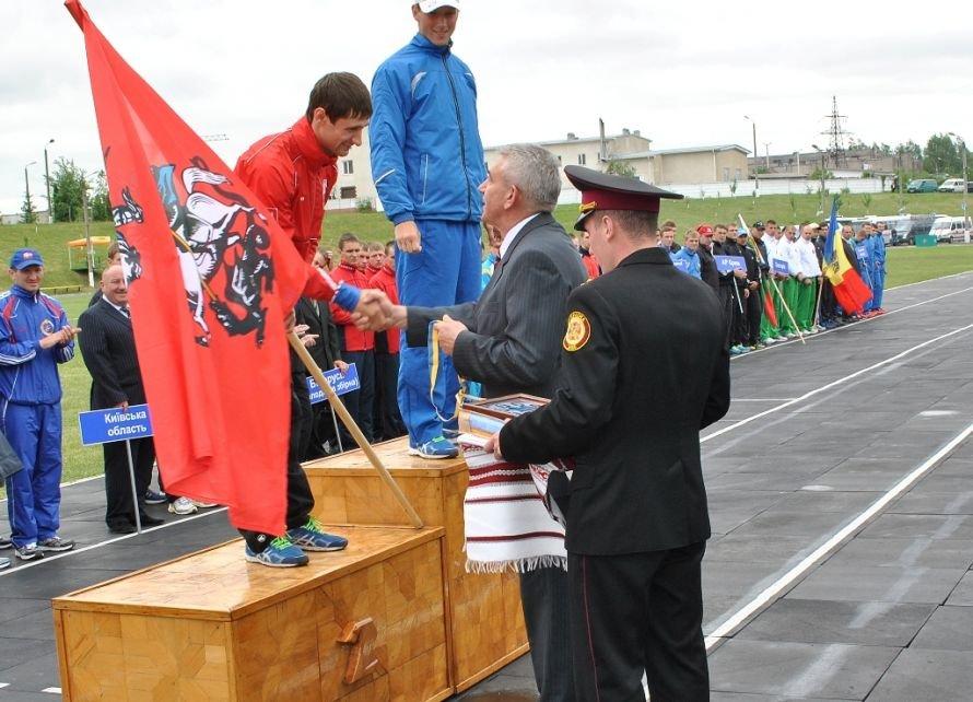 Украинская сборная победила на  Международных соревнованиях по пожарно-прикладному спорту (фото) - фото 2