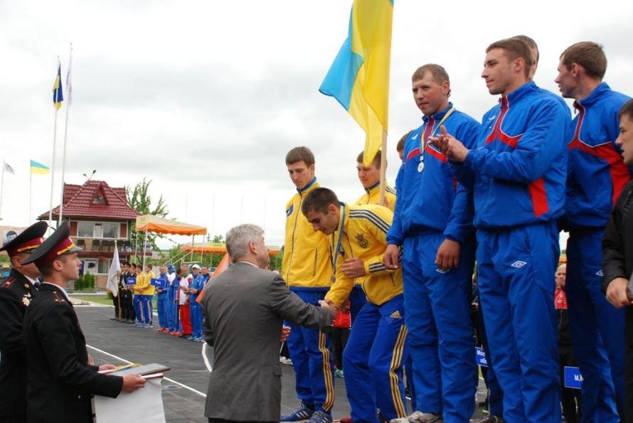 Украинская сборная победила на  Международных соревнованиях по пожарно-прикладному спорту (фото) - фото 1