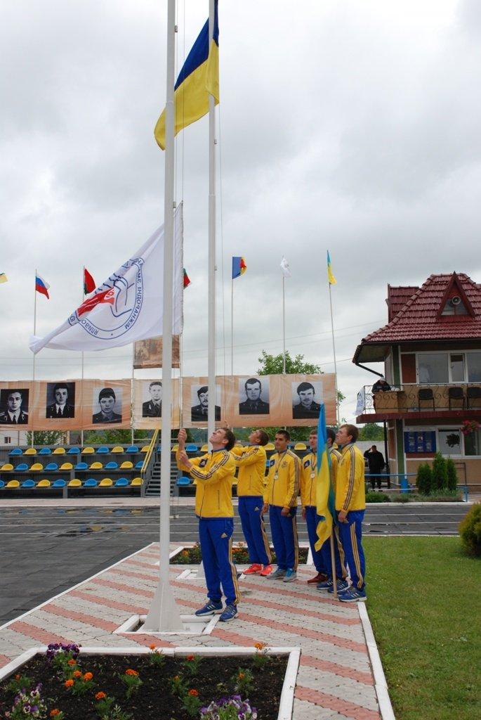 Украинская сборная победила на  Международных соревнованиях по пожарно-прикладному спорту (фото) - фото 3