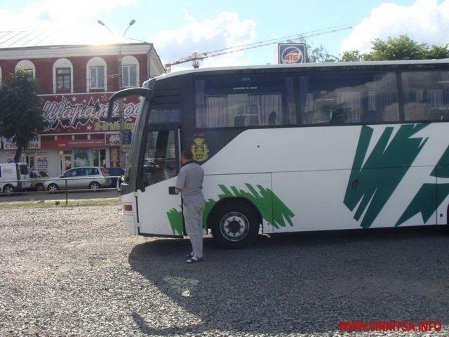 автобус Винница1
