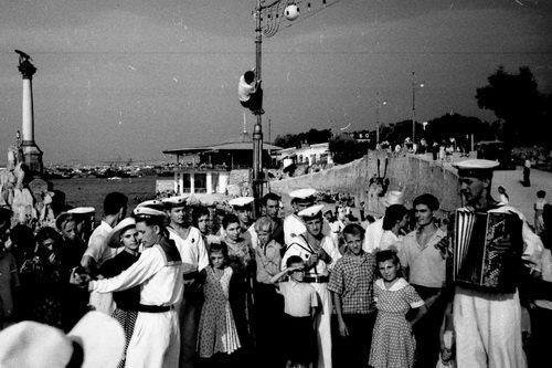 1959 День ВМФ фото Бориса Шейнина _2183_162