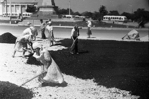 1954 Гараж Дормост (фото Вадима Докина) 003
