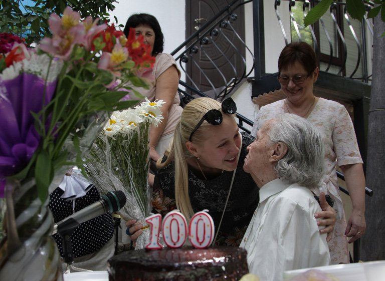 100 лет