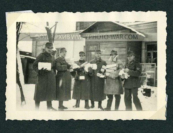 Сочельник Артемовск 1941 г.