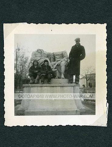 Сталин и Ленин в Артемовске