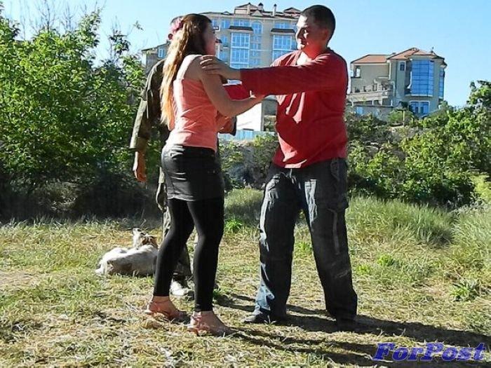 Женские каблуки - как средство самообороны