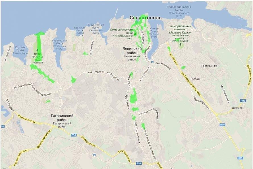 Севастополь становится одной сплошной wi-fi зоной [карта] (фото) - фото 1