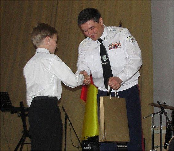 нагородження-дітей