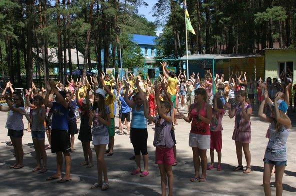 В рамках акции «Безопасный отдых» спасатели посетили лагерь «Орленок» (фото) (фото) - фото 6