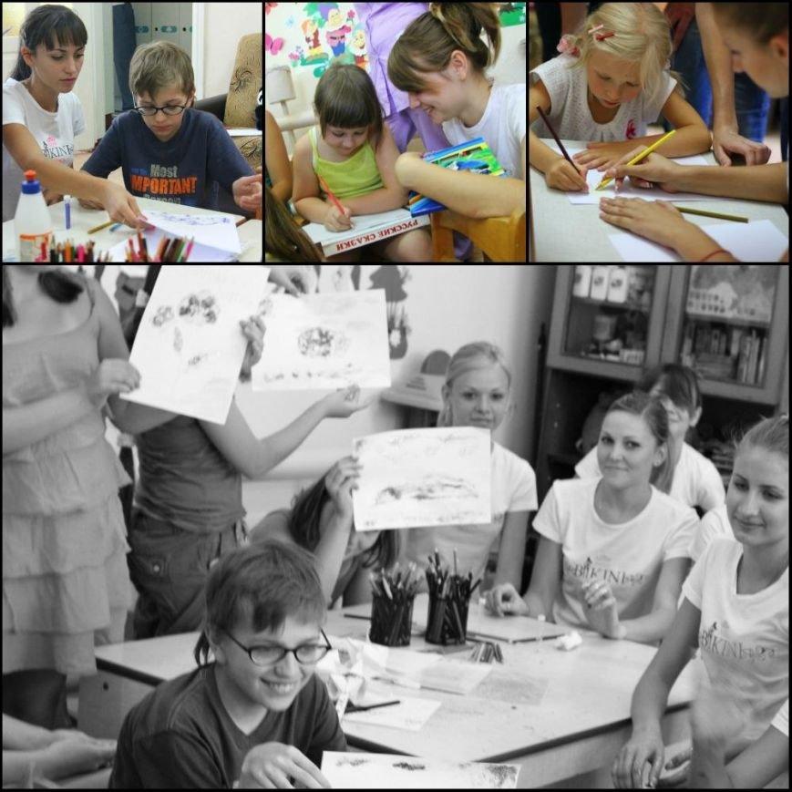 Участницы «Мисс Бикини Херсон 2013» посетили Поликлинику им. Лучанского (фото) - фото 6