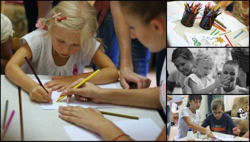 Участницы «Мисс Бикини Херсон 2013» посетили Поликлинику им. Лучанского (фото) - фото 1