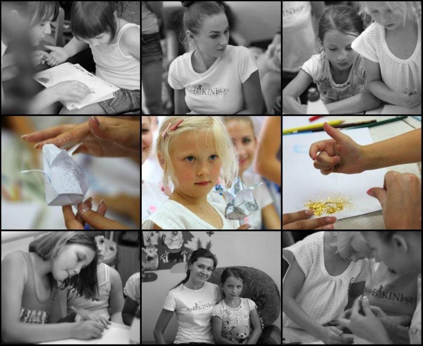 Участницы «Мисс Бикини Херсон 2013» посетили Поликлинику им. Лучанского (фото) - фото 2