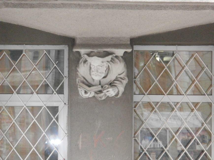 дом с химерами 2 харьков