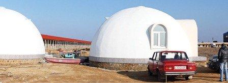 дом-купол ялта