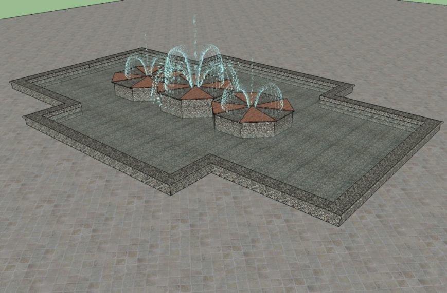 fontan galytskogo