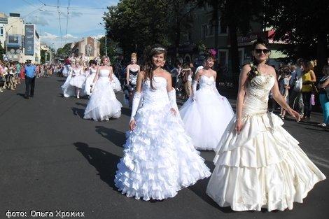парад невест1