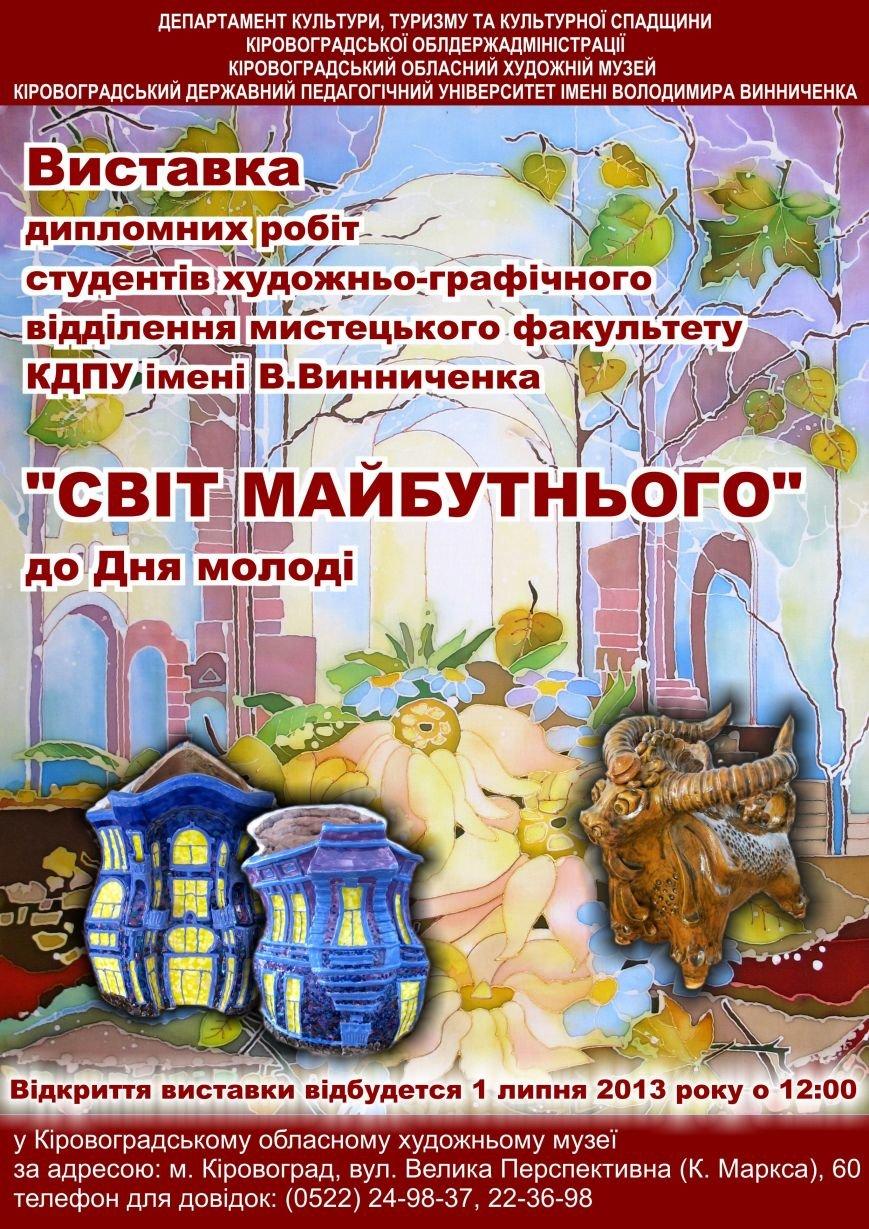 Афіша КДПУ