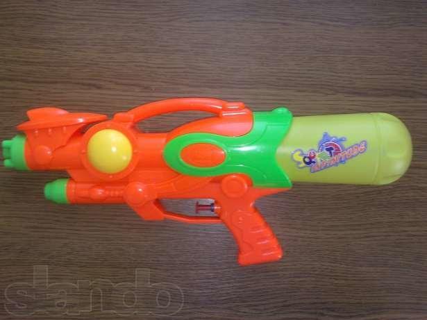 Оружие для мокрого дела