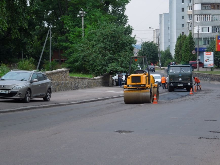 ремонт дороги 1
