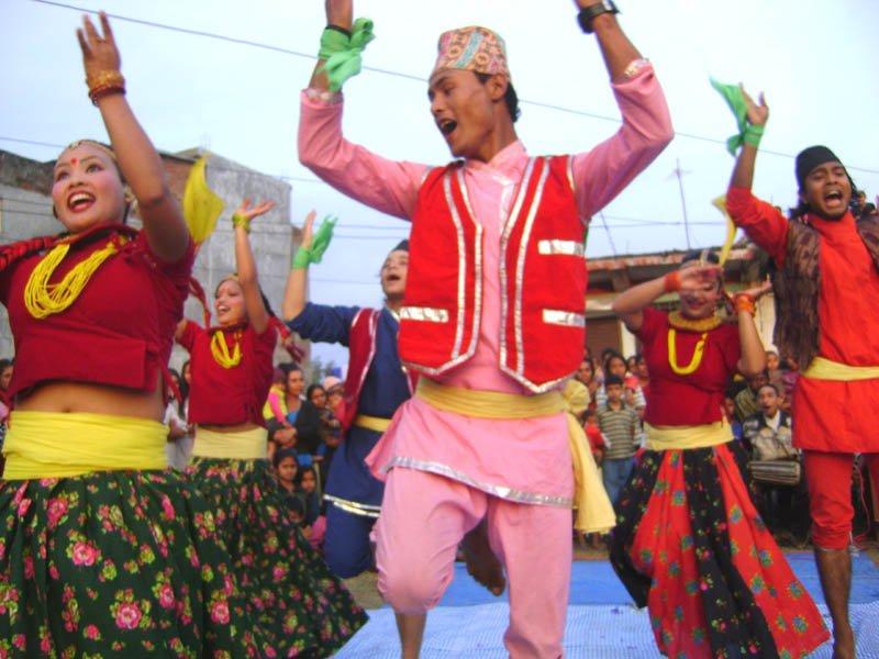 Колектив __Kathmandu Artist Club__ (Непал) (2)