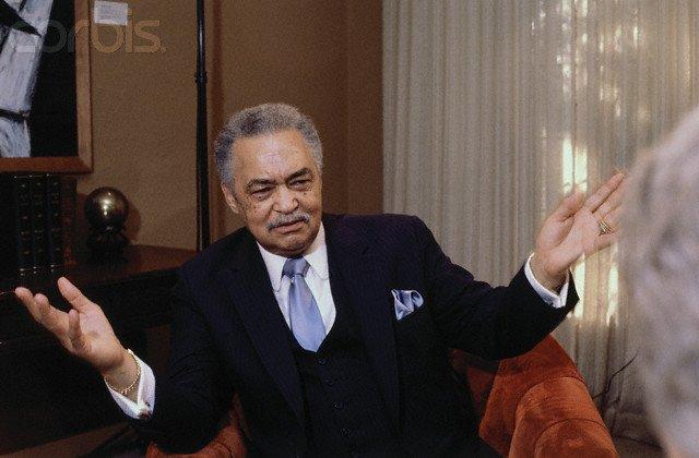 Колман Янг - мэр Детройта с 1973 по 1993 годы