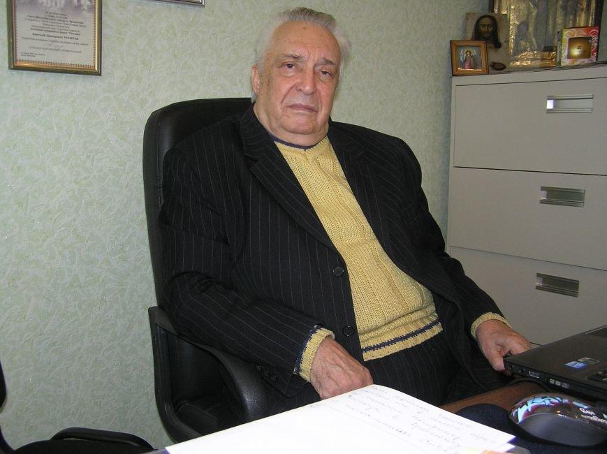 Анатолий Дмитриевич ТАТАРУЛЯ - январь 2013 года