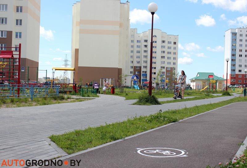 20130802_Гродно_велодорожки_ГАИ-1